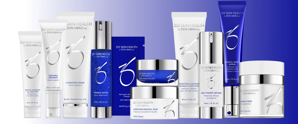 Smooth Skin Health Centre - Hamilton Ontario - ZO Skin Health Products